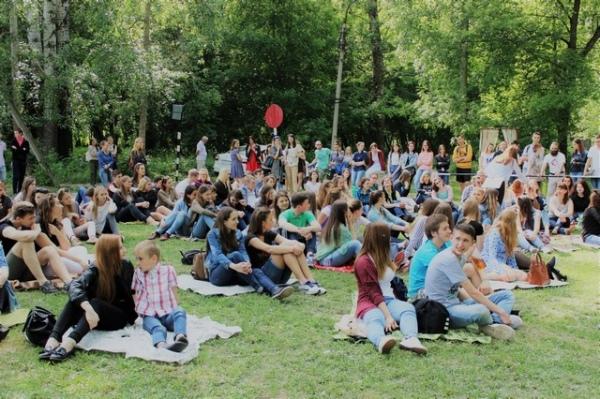 В Курске пройдут мастер-классы на свежем воздухе