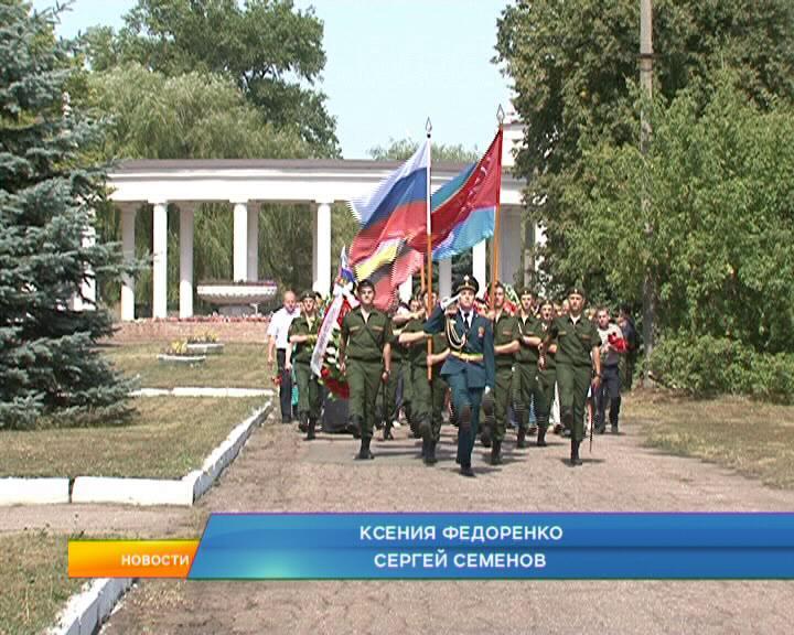 Курск. На мемориале в Соловьиной роще были захоронены останки  62 человек