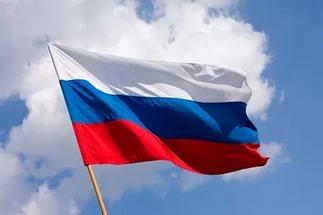 Куряне отметили День государственного флага