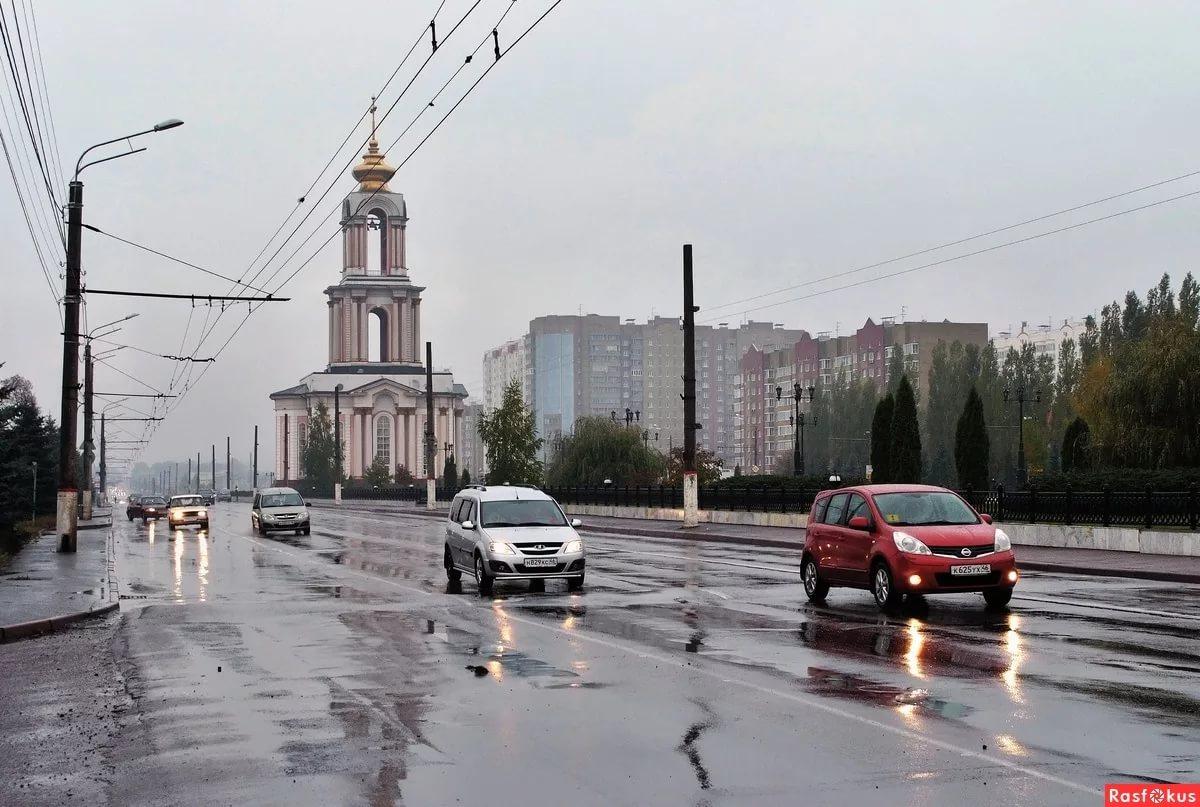 В Курской области пониженная чрезвычайность и повышенная готовность