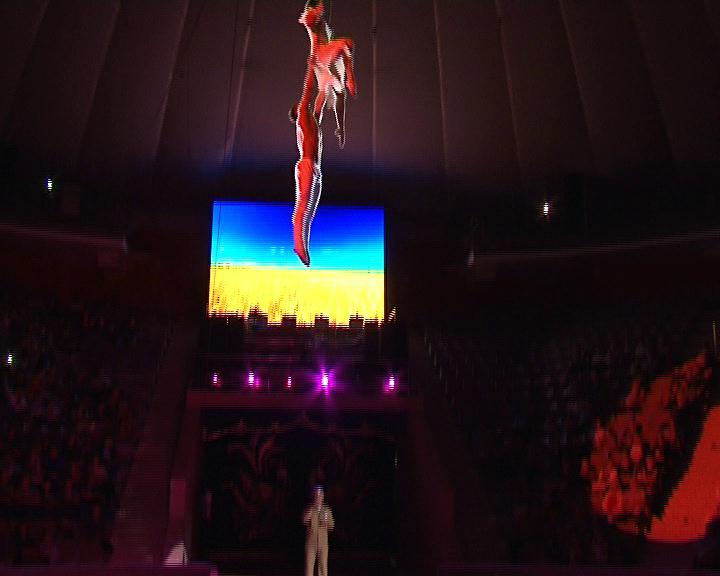 В курском цирке новый патриотический проект