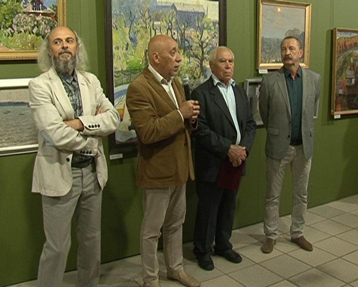 Курянину Леониду Рудневу присвоили почетное звание Народного художника России