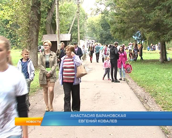 На выходных в Курске прошёл православный фестиваль Антифон