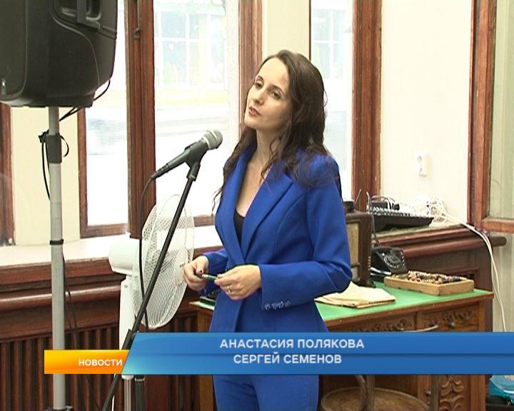 Курск посетила столичная писательница и журналист Анастасия Масягина.