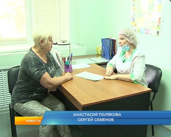 В Курской области стартовала прививочная компания