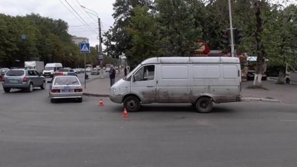 В Курске в ДТП пострадал двухлетний ребенок