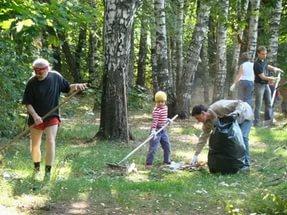 Курян приглашают на экологическую акцию «Зеленая Россия»