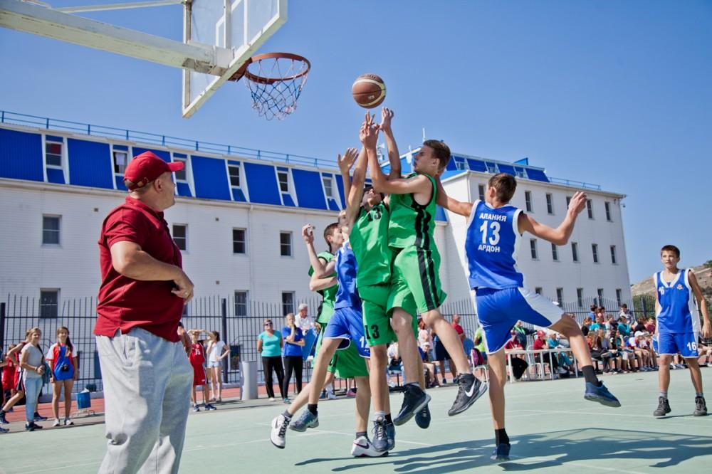 Курские школьники выступят в финале Президентских спортивных игр