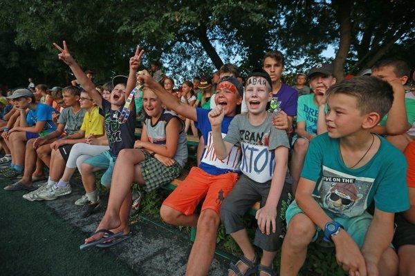 В курских лагерях отдохнули 34 тысячи детей