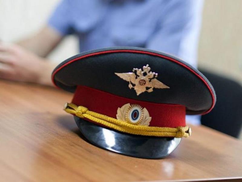 Курские следователи разбираются в нападении на полицейского