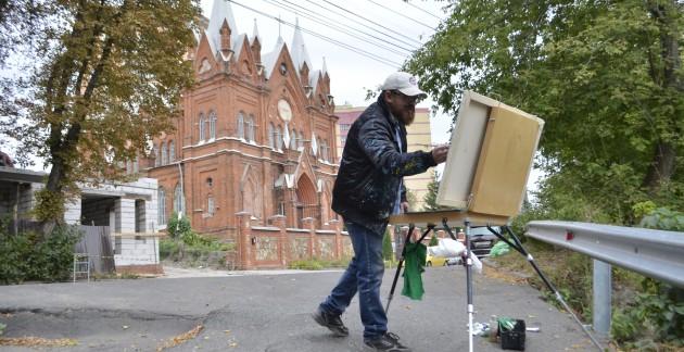 В Курске ждут зарубежных художников