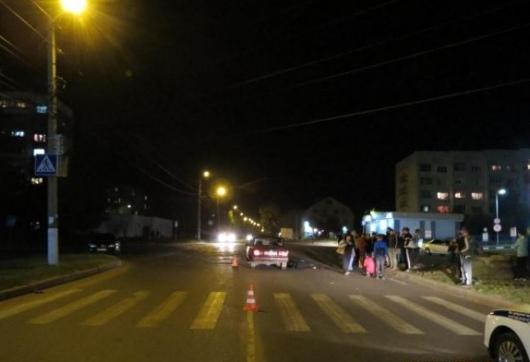 Курск. В ДТП погиб 16-летний мотоциклист