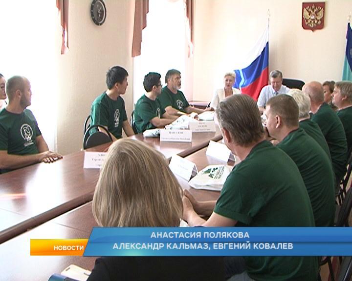 В Курске стартовал седьмой международный пленэр.