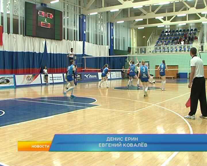 Волейболистки курского «Политеха» начали игровой сезон с победы