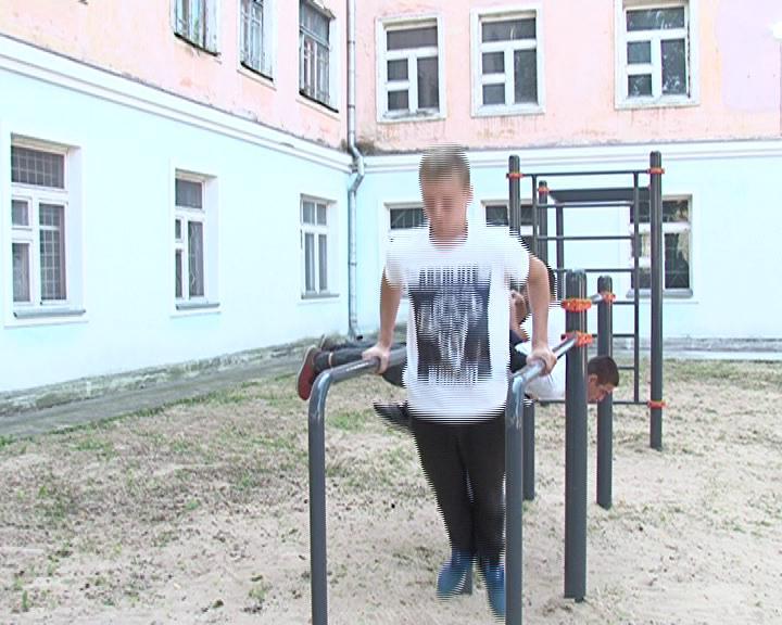 В Курске открыли новую базу для тренировок