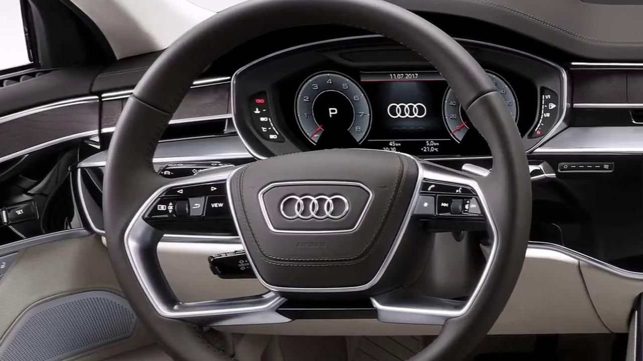 Безработный курянин чуть не лишился Audi A8