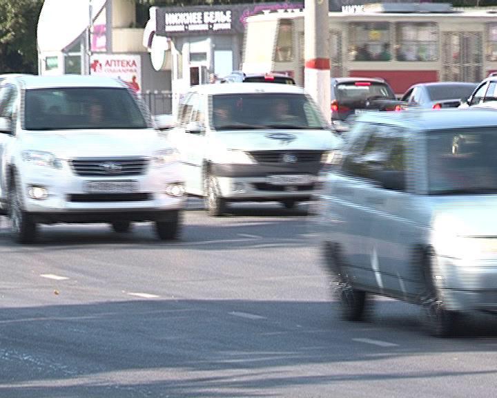В Курске прошёл День отказа от автомобиля