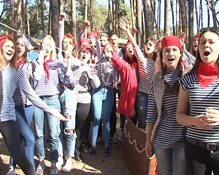 В Курске состоялся День здоровья для школьников