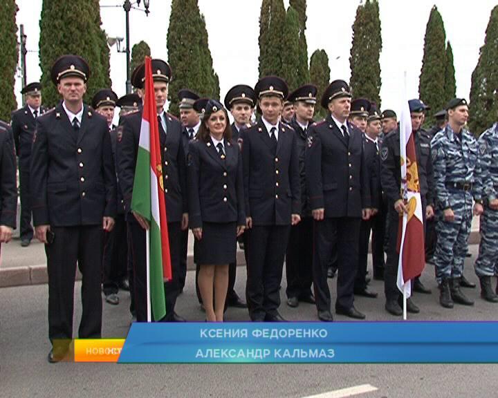 Самого профессионального молодого полицейского определят в Курске.
