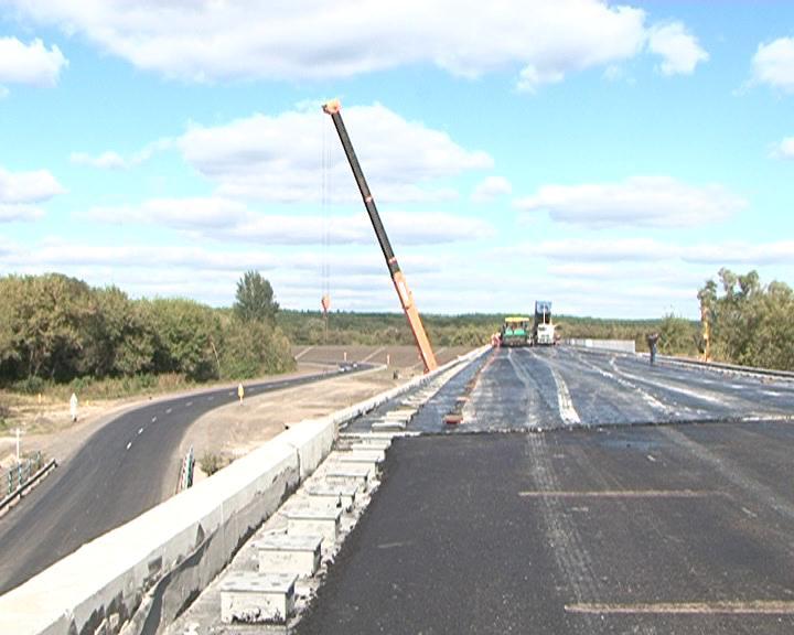 В Курске обсудили вопросы развития региональных магистралей