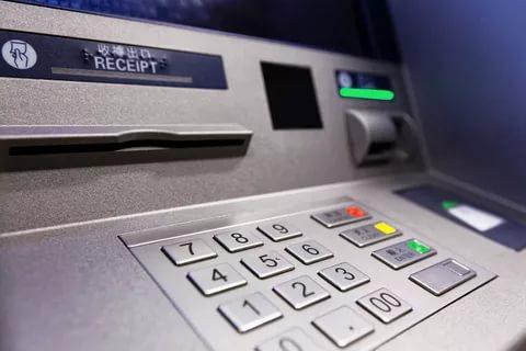 В Курской области преступники украли из банкомата 900 тысяч рублей