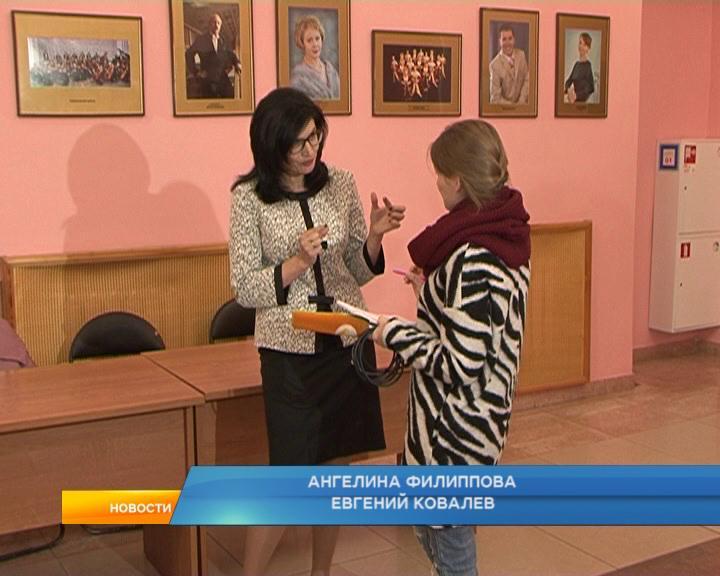 Накануне Дня учителя в Курской филармонии чествовали лучших работников в сфере образования.