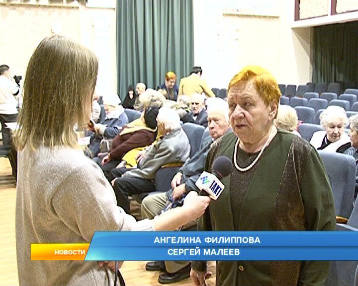 В Курске презентовали  сборник воспоминаний Лидии Оверчук
