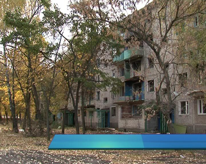 Курск. Ситуация с домом №20 по ул.Конорева