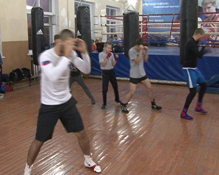 Новый курский чемпион - Орхан Гаджиев.
