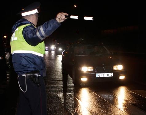В Курской области задержали 33 водителя в состоянии алкогольного опьянения