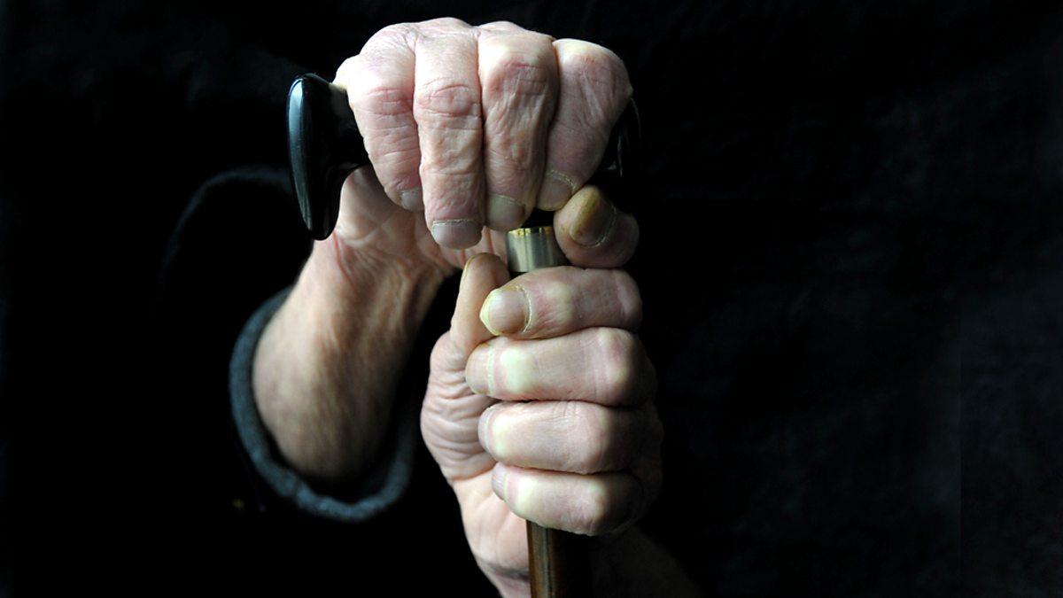 Курянина подозревают в убийстве родной бабушки