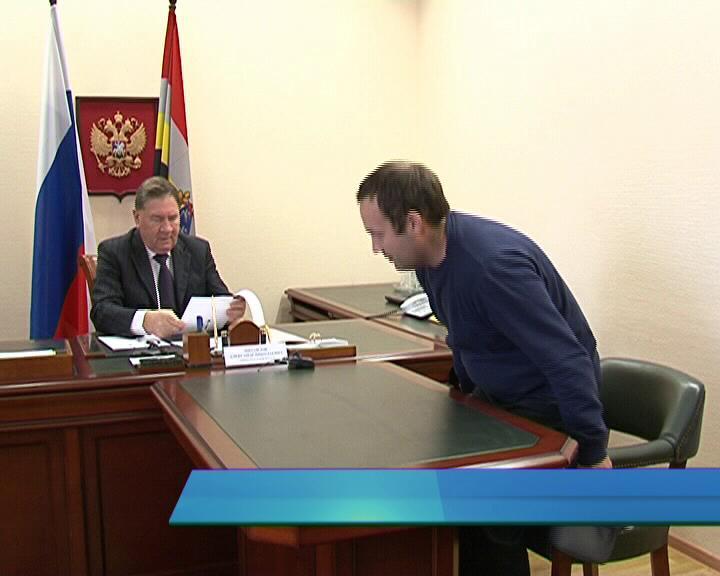 В Курске продолжает работать общественная приемная Президента