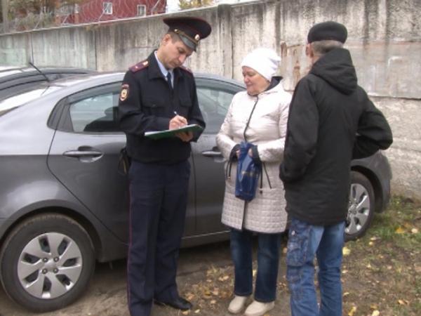 В Курске задержали банду автоворов