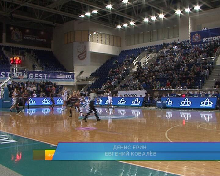 Действующие победители Евролиги - курское «Динамо» продолжает собирать победы в турнире «Старого Света»