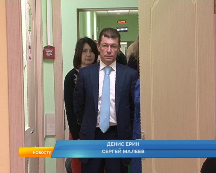 В Курск с рабочим визитом прибыл министр труда и социальной защиты России.