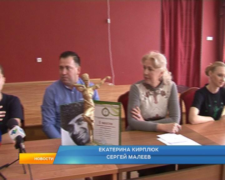 Куряне победили на 9 Международном конкурсе танца имени Эсамбаева.