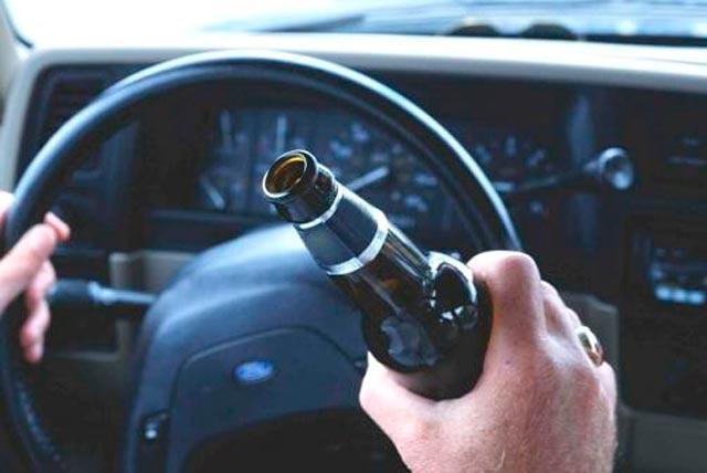 На территории Курской области задержали 40 нетрезвых водителей