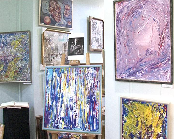 Курск. В галерее «АЯ» новая экспозиция. «Мой Джаз»