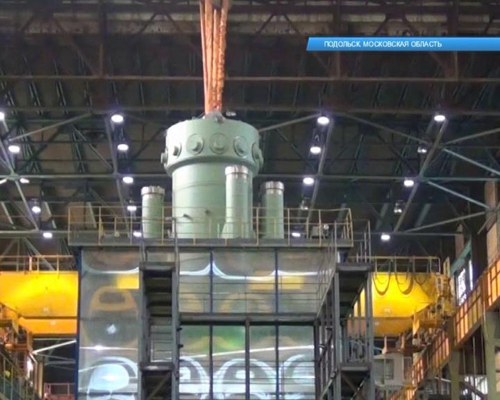 Подольский машиностроительный завод завершил поставку основного оборудования для ледокола Сибирь.