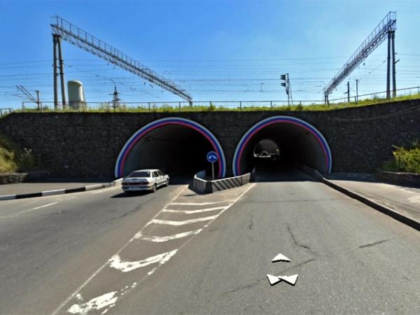 В курских тоннелях временно изменили схему движения