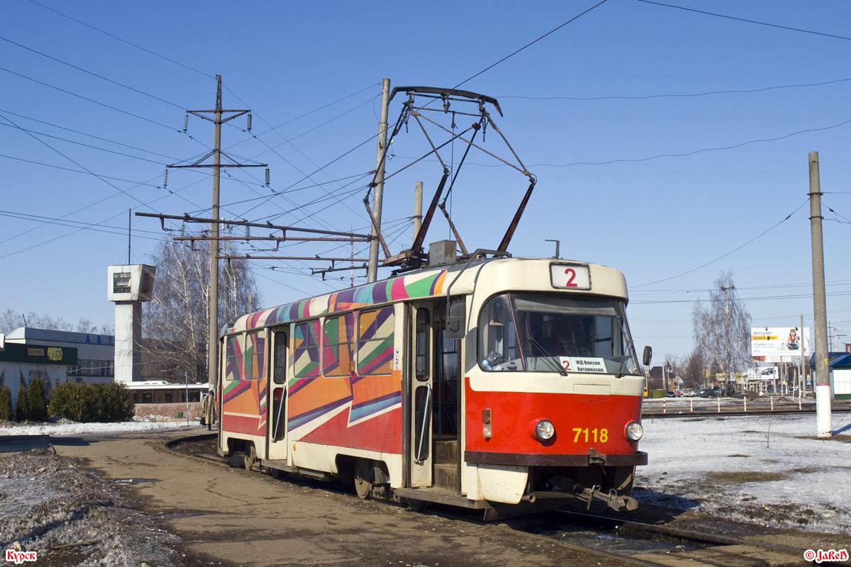 Мэр Москвы подарит Курску 20 трамваев
