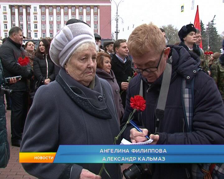 В Курске извлекли капсулу с посланием  будущему поколению.