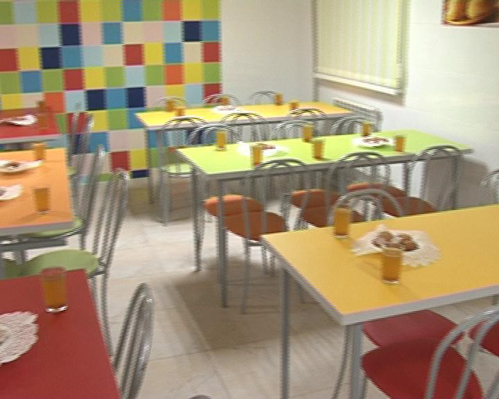 Курск. В городской школе №32 завершились работы по модернизации столовой.