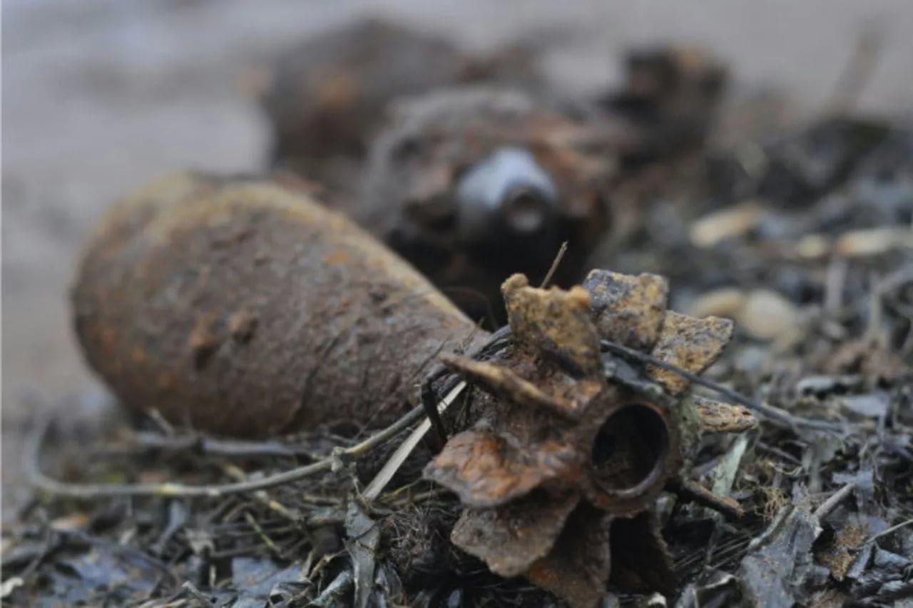 Под Курском обезвредили снаряды времен Великой Отечественной войны
