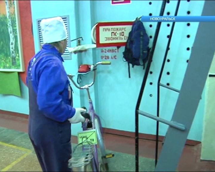 На уральском электрохимическом комбинате успешно завершены  испытания газовых центрифуг
