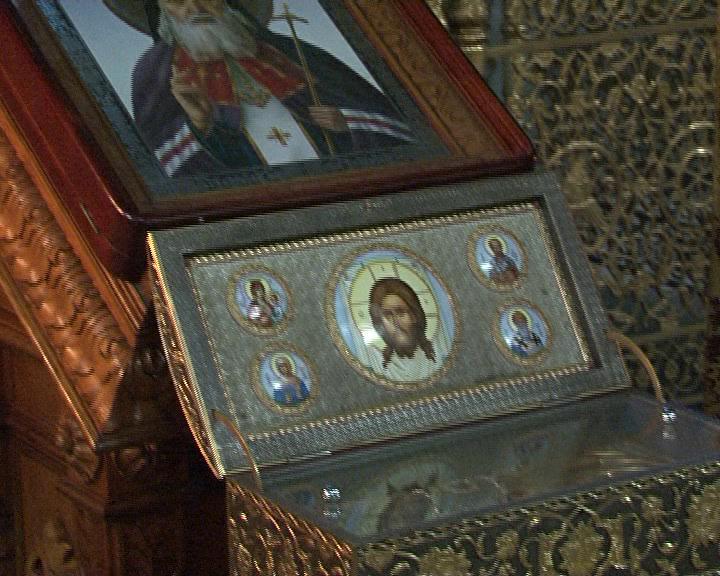 В Курск впервые доставлены православные святыни Ташкентской епархии.