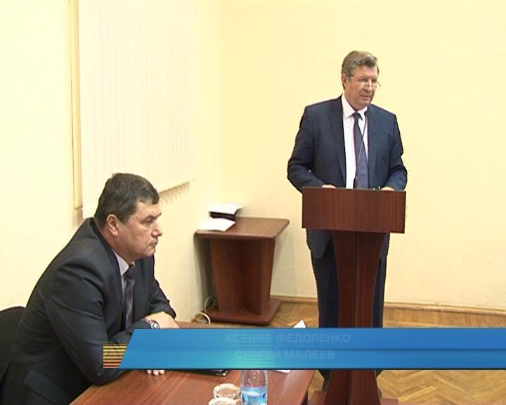 Депутаты городского Собрания проголосовали за Главу города Курска.