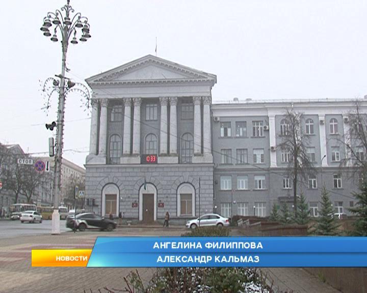 Николай Овчаров получил папку, где собрано более 1000 наказов от жителей Курска.