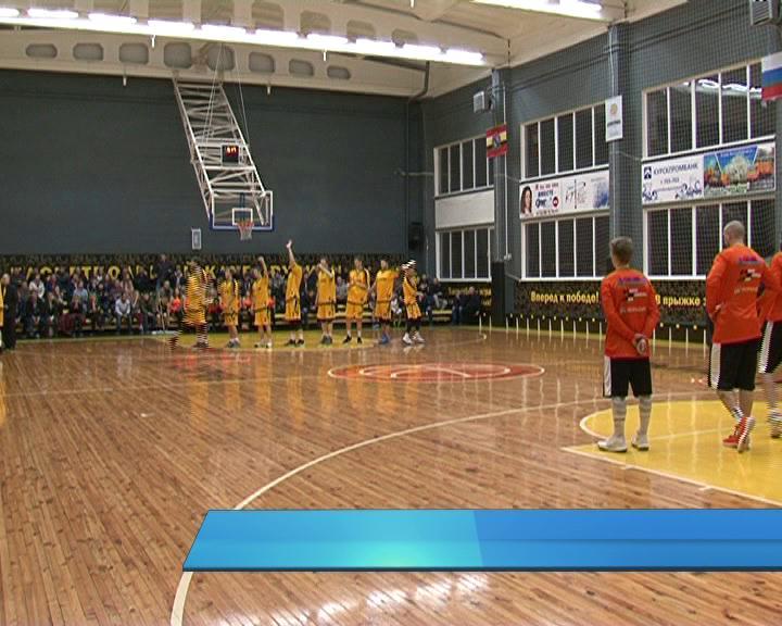 В минувшие выходные в спортивном комплексе «Русичи» прошли матчи регулярного чемпионата