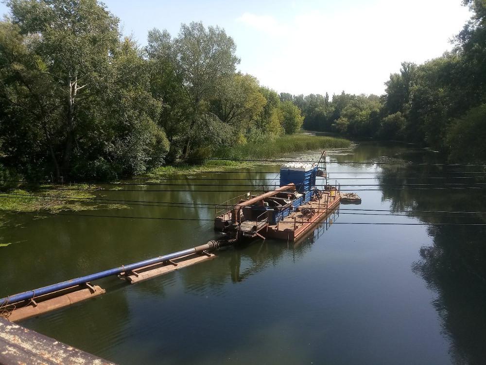 Курской области на расчистку реки выдели 73 миллиона
